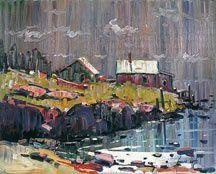 Bruno Coté peintre canadien