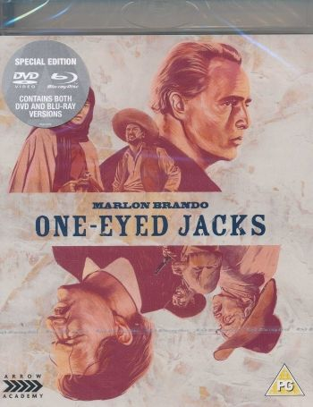 pictures one eyed jacks dvd | One-Eyed Jacks (Blu-ray + DVD) (Import) - Blu-ray ...