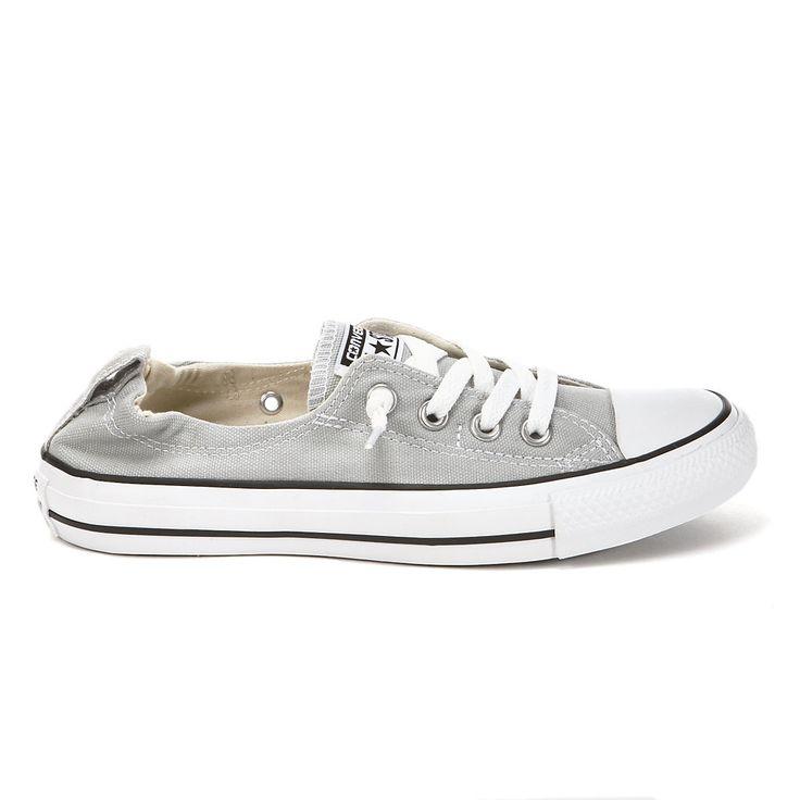 Light Grey Converse Chuck Taylor Shoreline Slip-On Shoes - LOVE!!! https://www.stitchfix.com/referral/4503439