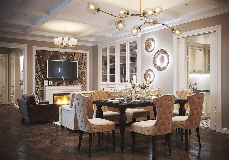 Дизайн гостиной Design livingroom