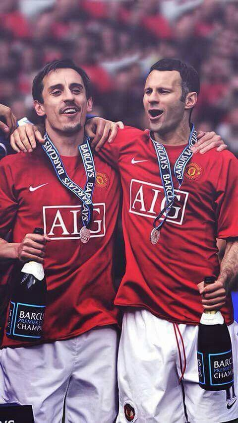 Neville and Giggs GGMU