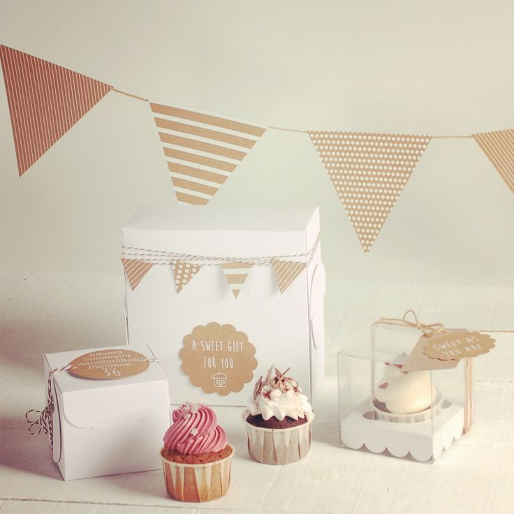 Looking for cupcake packaging? Visit our website: http://selfpackaging.com/56-confectionery-boxes / #cupcakes #cupcakepackaging #cupcakeboxes #sweettreats