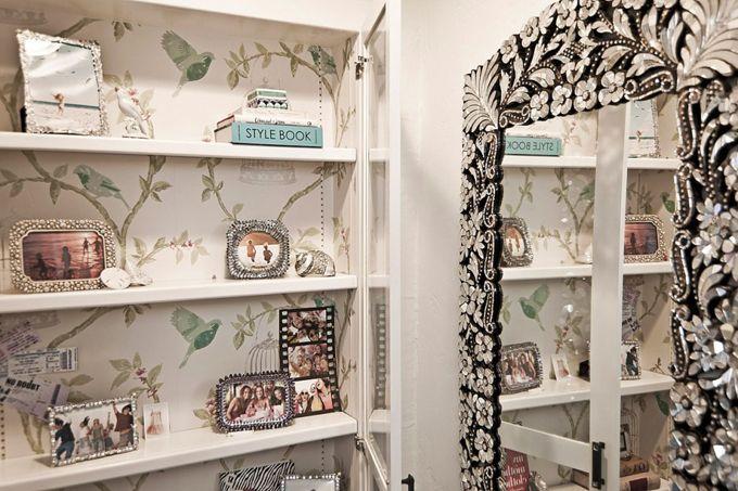 .: Decor, Teen Bedrooms, Bookshelves Ideas, Rooms Somewheremaya, Venetian Mirror, Houses Maya, Somewheremaya Williams, Pasadena Showca, Kids Rooms