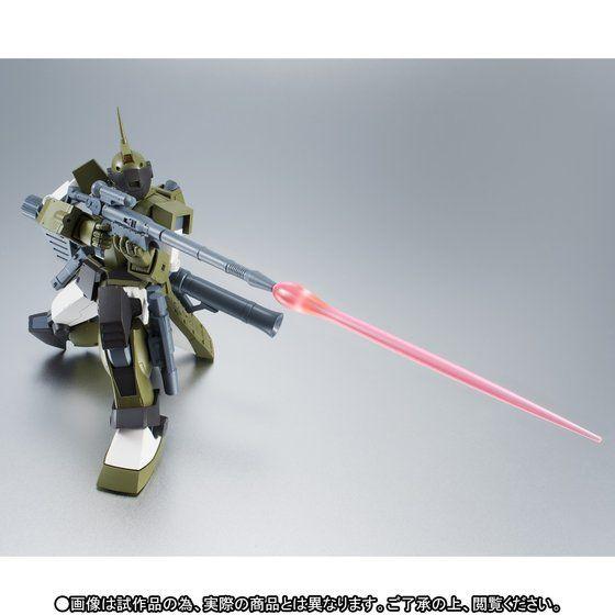 Robot Damashii [SIDE MS] RGM-79SC GM Sniper Custom Ver. ANIME  Release Date: December 2017  Price: 5,940 Yen
