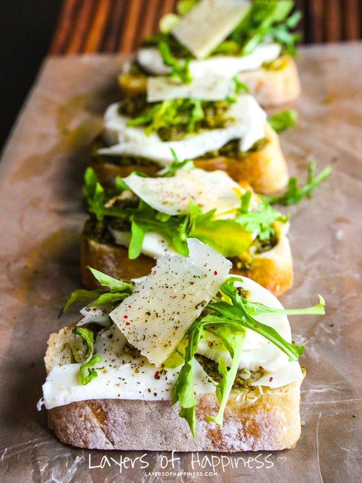 Bring this healthy and easy appetizer to your next party!