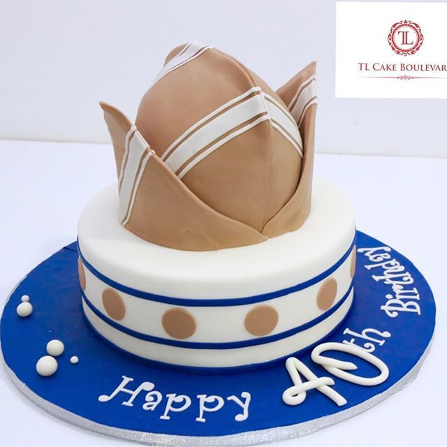 Abeti-aja cap cake. Determining a theme for a birthday does not have to be complex in order to be unique. Just find what the person loves and turn it into cake. We have the magic wand to turn it into cake.... taadaaa. #abetiaja #naijacakes #mensstyle #40thbirthday #amazingcakes #birthdaycake