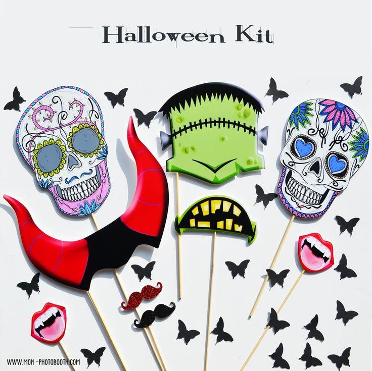 eye masks - Mexican Halloween Mask