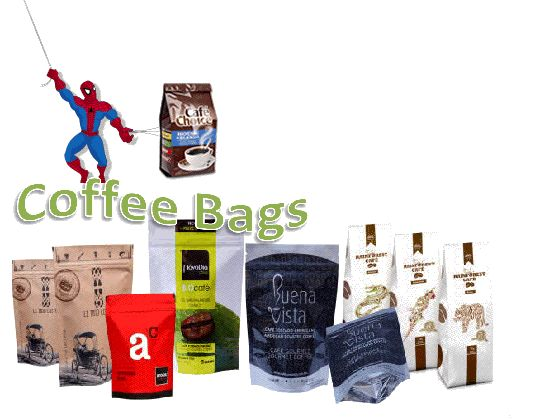 If in any case our superior quality #CoffeeBags will fall from your hand, they will never break due to their excellent durability. Visit at http://www.swisspack.co.nz/coffee-bags/