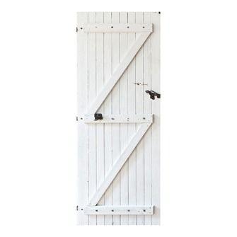 vtwonen deursticker staldeur wit (dessin 89350) | Wanddecoratie | Woonaccessoires | Meubelen | KARWEI