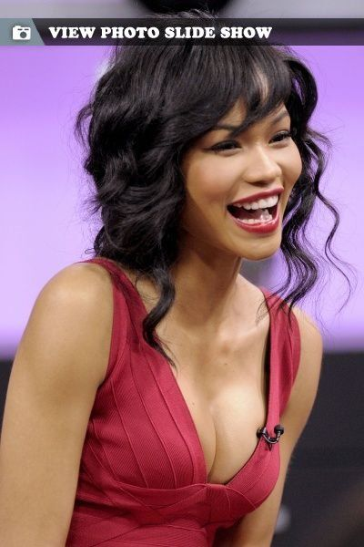 Chanel Iman net worth - 8 Million bucks!