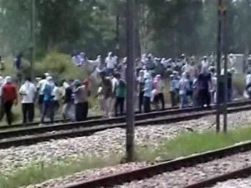 Moradabad Village Tense After Clashes
