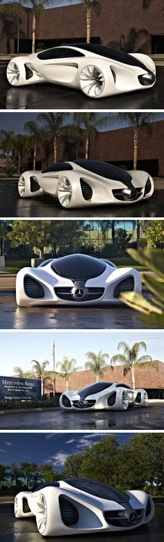 #Mercedes Biome Concept