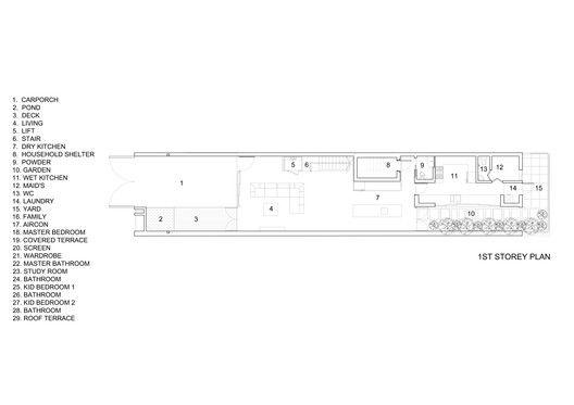 Primrose Avenue,Floor Plan