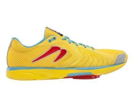 Womens Newton Running Distance III Running Shoe at Road Runner Sports