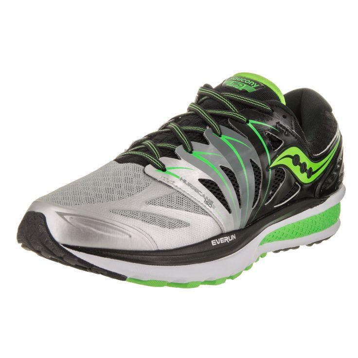 Saucony Men's Hurricane ISO 2 Wide Running Shoe