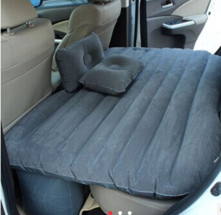 Universal Car Back Seat Cover Car Air Mattress Travel Bed Inflatable Mattress Air Bed Top Selling Inflatable Car Bed Wear proof, impact resistant, moisture res