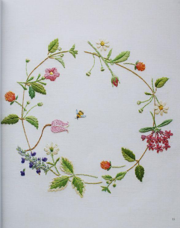 """Gallery.ru / Фото #2 - Kazuko Aoki """"Stitch Diary Of Four Season"""" - dioanna"""