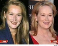 Meryl Streep- she was always lovely