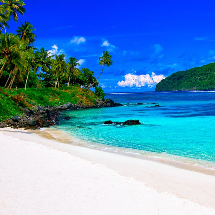 Samoa Beaches: 10 White Coastal Christmases From Around The World