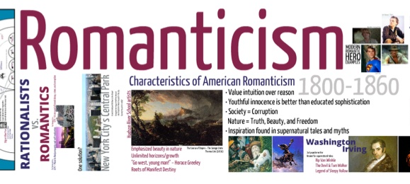 """effect of romanticism and transcendentalism in america Students will explore transcendentalism as an aspect of american romanticism and compare the romantics with the transcendentalists through readings like """"walden"""" or """"civil disobedience"""" the writings of emerson, thoreau, hawthorne and melville demonstrate the deepest philosophical and literary concerns of."""