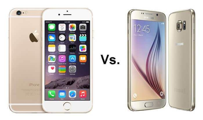 iPhone 6 Plus Vs Galaxy S6: Which Mobile is the Best to Buy?