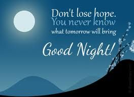 Here are Three Messages of Good Night in English. read and say to Good Night to your Friends. So Beautiful these message are. must read.