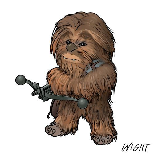 C_is_for_Chewie_by_joewight