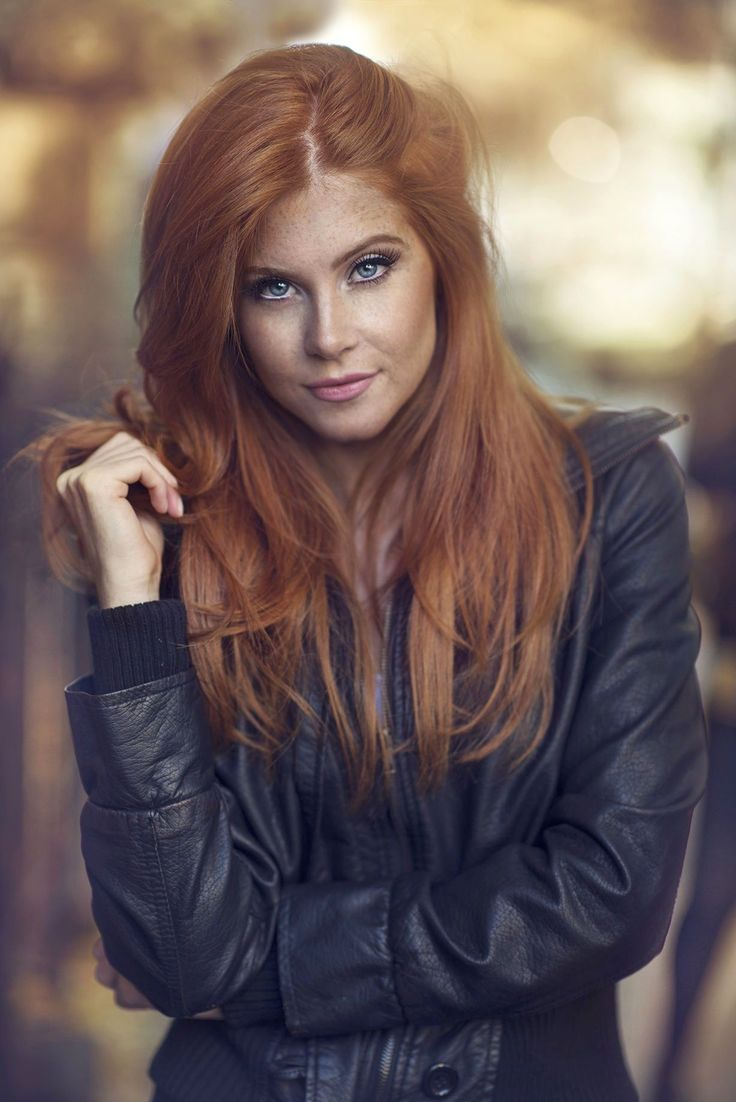 awesome Рыжий цвет волос: все оттенки и мелирование (50 фото) Читай больше http://avrorra.com/ryzhie-volosy-cvet-foto/
