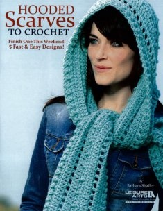 Hooded Scarves To Crochet... My Mamaw made me one of  these when I was a kid and I remember loving it!