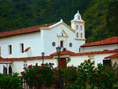 Convento de la Candelaria Villa de Leyva Boyacá Colombia