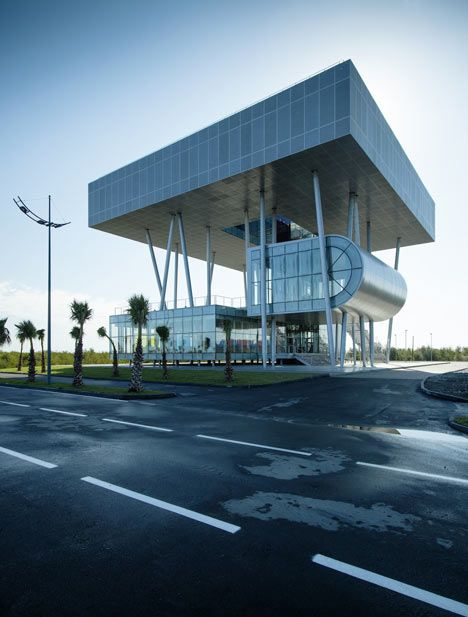 Lazika Municipality by Architects of Invention via dezeen