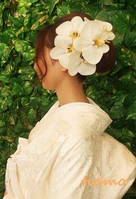 「 白無垢からウエディングドレスへ大変身の素敵な一日♡ 」の画像|大人可愛いブライダルヘアメイク『tiamo』の結婚カタログ|Ameba (アメーバ)