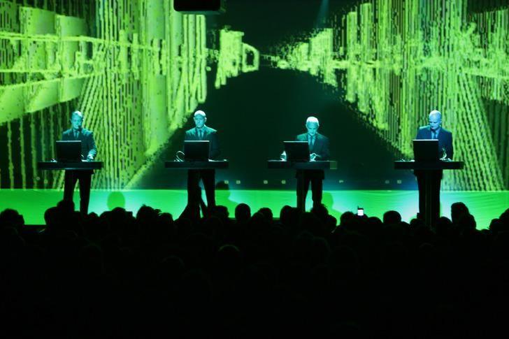 Kraftwerk Sonar Barcelona