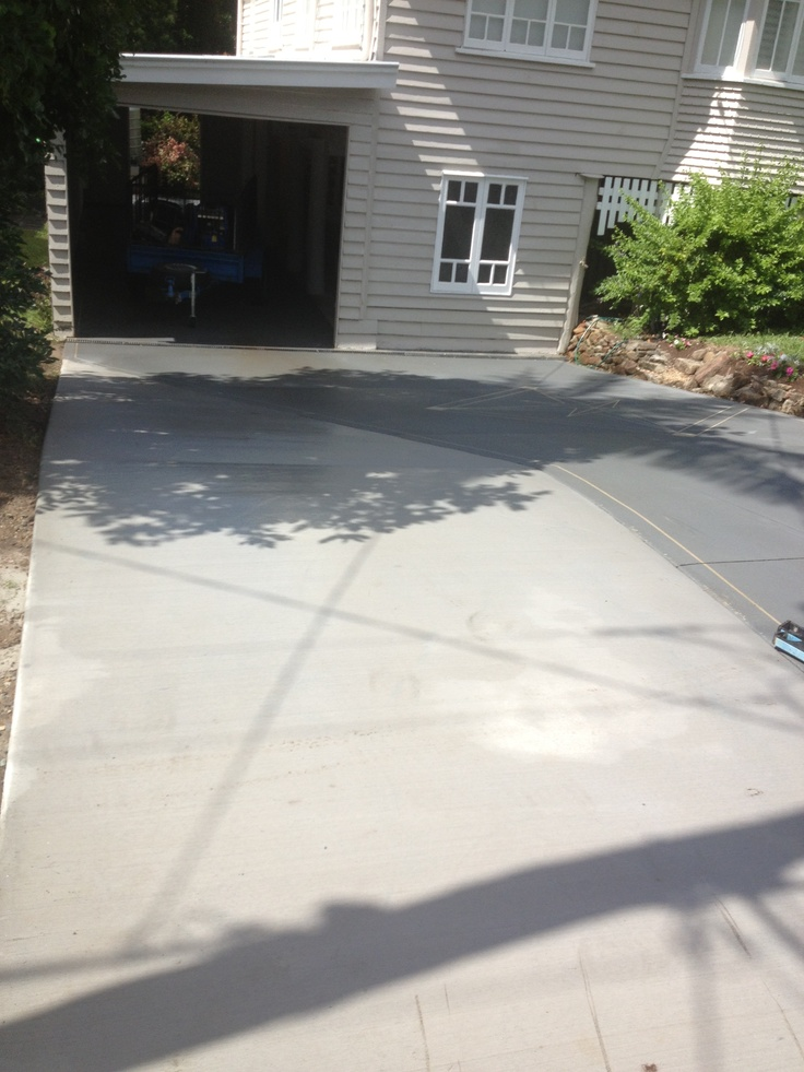 Drive After #pressurecleaning. www.completeclean.com.au  Call us today for a free quote 07 3399 4951 #Brisbane