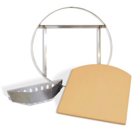 Patio Garden Pizza Oven Kits Kit Weber Grill
