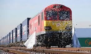 Government of China launched First rail freight service between China and London :http://gktomorrow.com/2017/04/11/china-first-rail-freight-service/