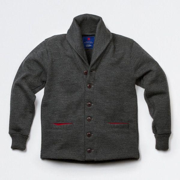 Best Made Company — Shawl Neck Sweater Coat