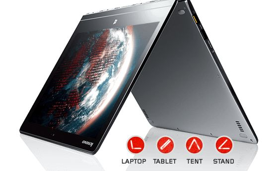 Lenovo Yoga3Pro | Un Ultrabook multimode adaptable | Lenovo| Lenovo FR