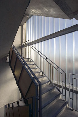 Pilkington Profilit U-profile glass Project