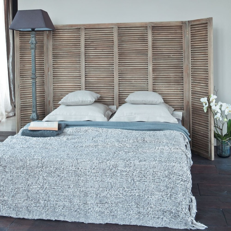 Tête de lit Persiennes