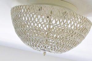 Aprenda a fazer uma luminária de corda super fácil para decorar a sua casa