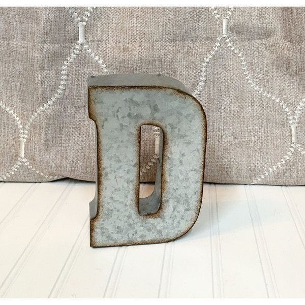 Silver Letters Home Decor: Get 20+ Metal Wall Letters Ideas On Pinterest Without