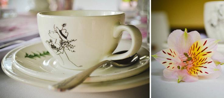 Tea at Rosemary Hill