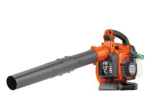 Husqvarna 125BVx. Revolutionary handheld blower that combines high power with state-of-the-art ergonomic design.