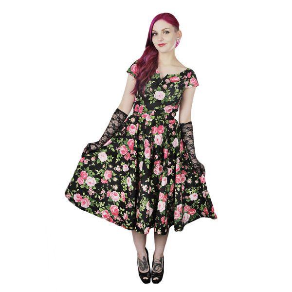Miss Elinor -Rosemary Pink Rose Mekko   Cybershop