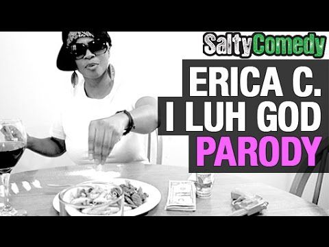 "#ericacampbell #iluhgod #marymary #parody #funny #comedy #christian #rap #hiphop #gospel #tinacampbell #music #iamericacampbell  Since people have been calling Erica Campbell's new song ""i luh god"" gospel trap music, I decided to create a Christian music video to fuel the fire."