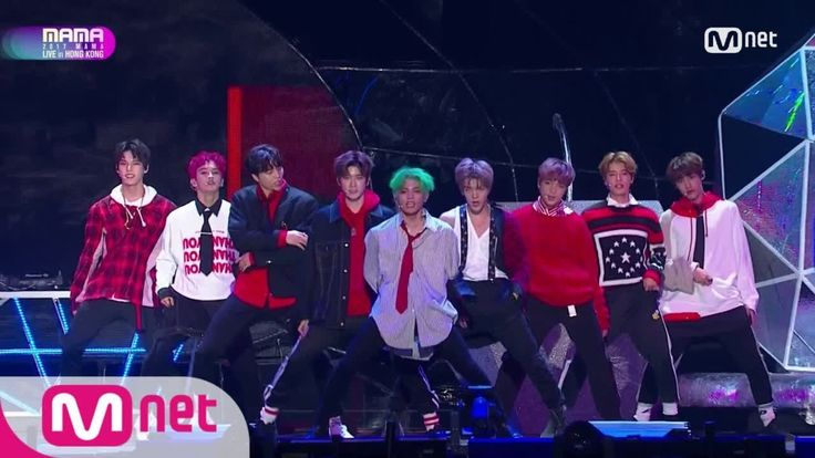 [2017 MAMA in Hong Kong] Hitchhiker/NCT 127_11/ The 7th Sense - Reverse + Cherry Bomb - YouTube