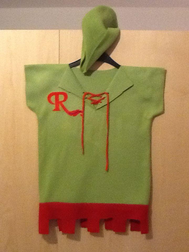Robin Hood voorzijde
