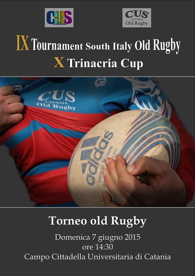IX Tournament South Italy Old Rugby