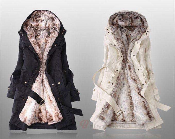 Heavy Winter Coats Women